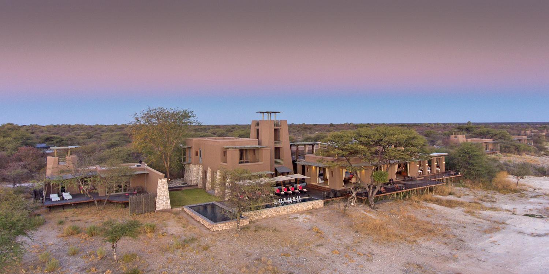 Onguma Fort, David Rogers