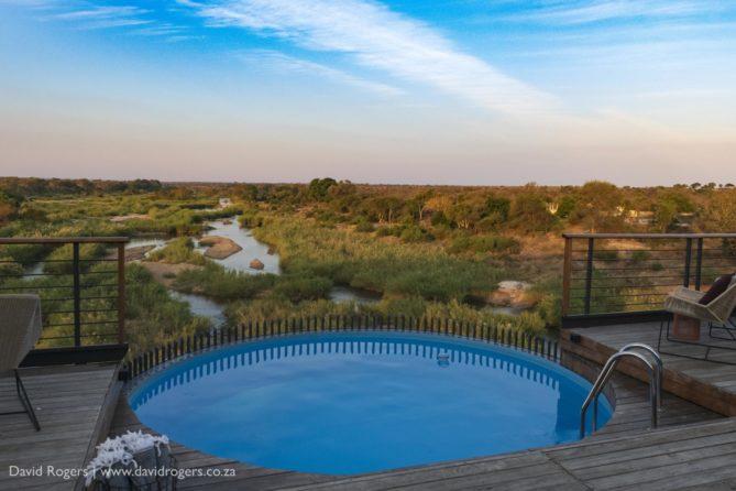 Shelati Lodge in Kruger Park